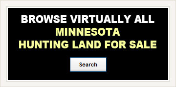 MN Hunting Land For Sale